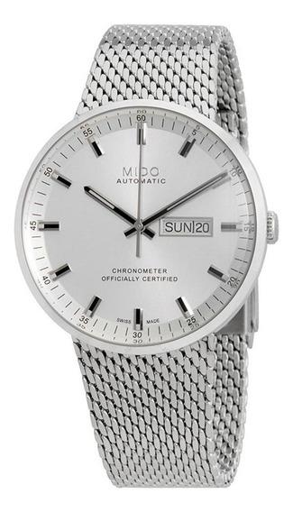 Relógio Mido Commanderii Automatic Cosc - M031.631.11.031.00