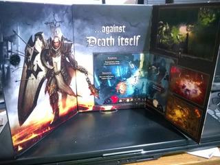Diablo 3 Iii Pc O Mac Fisico Reaper Of Souls Expansion