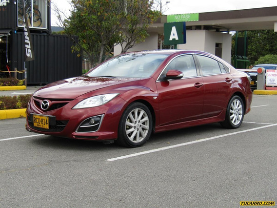 Mazda Mazda 6 Tp 2500cc Aa Ct Fe