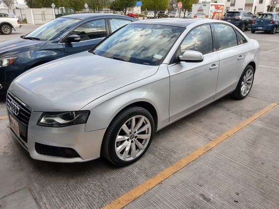 Audi A4 2.0 T Trendy Multitronic Cvt 2010