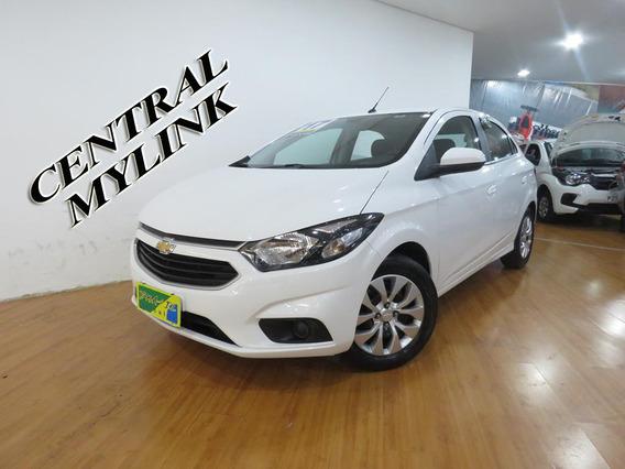Chevrolet Onix 1.4 Lt 8v Flex 4p Completo C/ Central Mylink