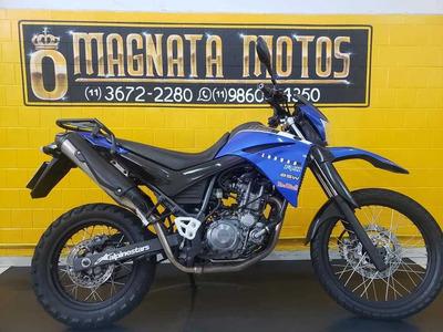 Yamaha Xt 660 R - 2014 - Azul - Km 20.000 1194723-4344 Gil