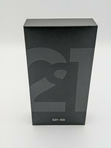 Samsung Galaxy S21+5g ++128gb Phantom Black