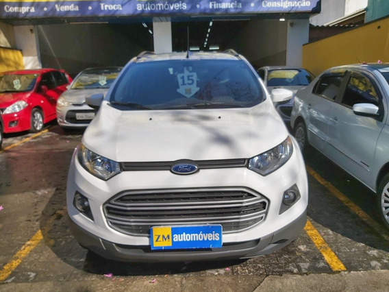 Ford Ecosport Se 2.0 Aut. 15 15 Zm Automóveis