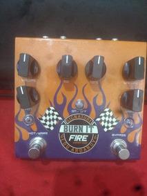 Pedal Fire Dual Drive Burn It Signature Edu Ardanuy.