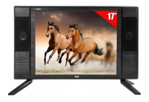 """TV Bak BK-1750ISDBT LED HD 17"""""""