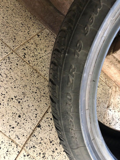 Pirelli 255/40/zr19