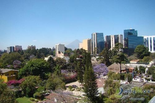 Alquilo Apartamento Amueblado 142.00m2 En Zona 10  - Paa-063-03-12