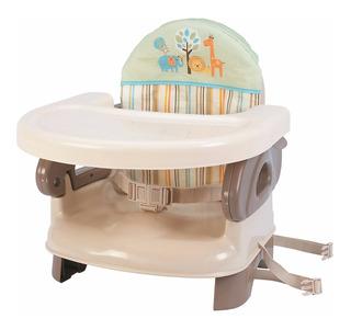 Silla Portátil Booster Para Bebé Summer Infant Deluxe Café