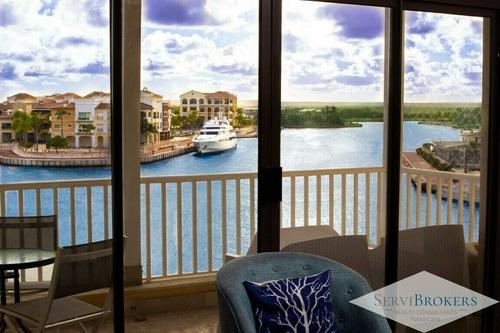 Increible Vista Apartamento 1 Hab Fishing Lodge Marina Punta