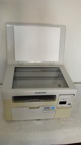 Impressora Multifuncional Samsung 3405w Wi Fi E Copiadora Pb