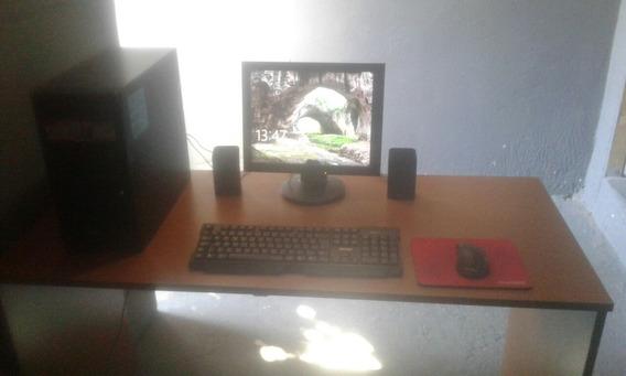 Computador Completo + Caixa De Som