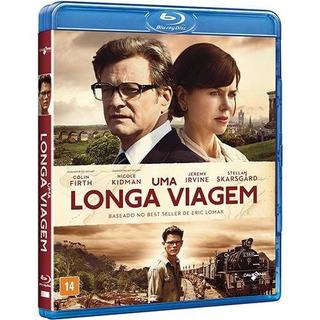 Blu-ray Uma Longa Viagem - Colin Firth - Novo Lacrado***