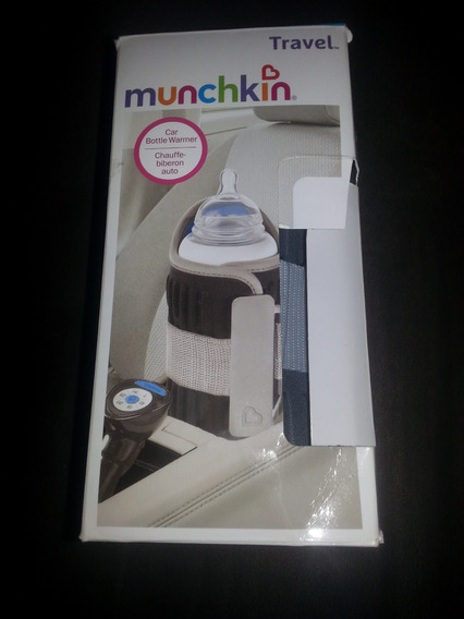 Calentador De Tetero Para Carro Munchkin