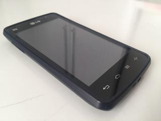 Smartphone Lg L50, Dual Chip, Android Kit Kat - Frete Grátis