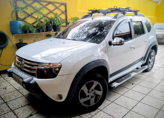 Renault Duster Techroud