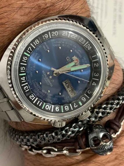 Orient World Diver Automatic 21 Jewels