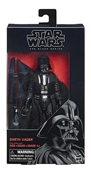 Novo Boneco Star Wars The Black Series Darth Vader B3834