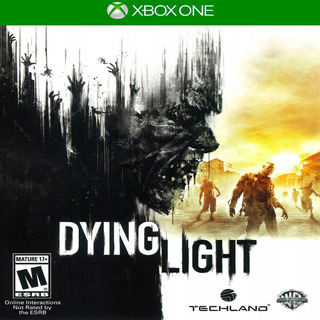 Oni Games - (sin Stock) Dying Light X-box One