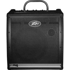Amplificador De Teclado Peavey 75/100w Kb4