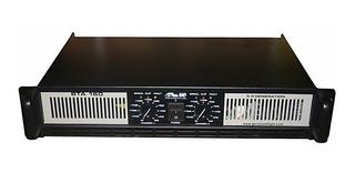 Amplificador De Potencia 120+120w Rms/4 Ohms Gbr Bta 160
