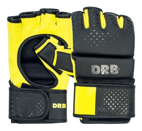 Guante Fitness Mm Drb Negro