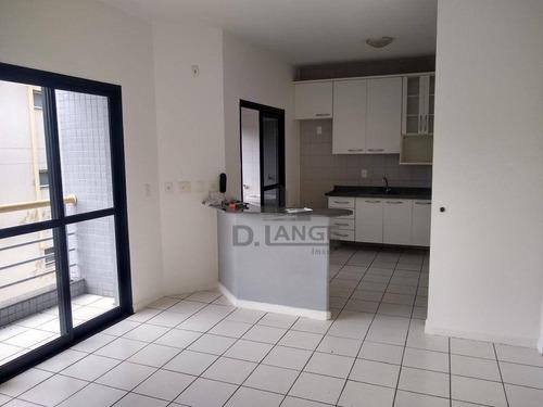 Imagem 1 de 30 de Apartamento Para Alugar, 75 M² Por R$ 1.200,00/mês - Parque Brasília - Campinas/sp - Ap18605
