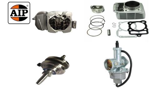 Imagen 1 de 2 de Kit Aip Completo Cg200 Para Pasar De 125cc A 200cc