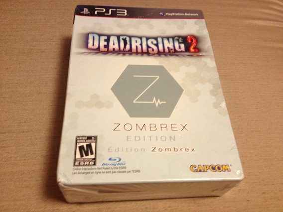 Dead Rising 2 Zombrex Edition (edition Zombrex) Lacrado Reg1
