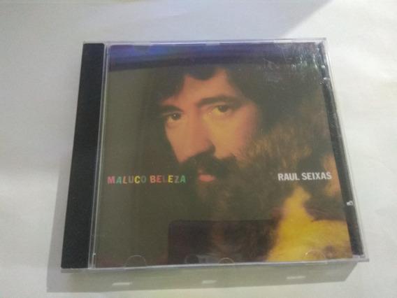 Raul Seixas Cd Maluco Beleza Original- Seminovo
