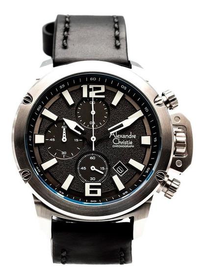 Reloj Alexandre Christie Sport Crono 6487mclssba