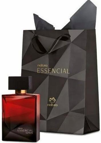 Perfume Essencial Supreme Hombre Natura - mL a $770