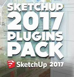 Mega Pacotão Plugins Sketchup 2017