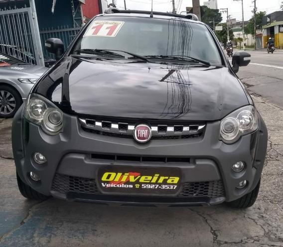 Fiat Strada Adventure Flex 1.8 Ce Super Nova!