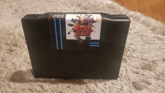 Metal Slug Neo Geo Aes Conversion
