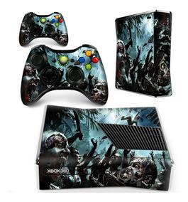 Skin Xbox 360 ( Fat / Slim / Superslim) / Fazemos Personaliz