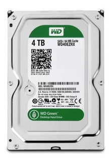 Disco Duro Western Digital 4tb Green