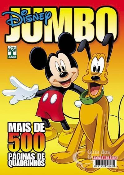 Revista Hq Gibi - Disney Jumbo N° 6 - Quadrinhos