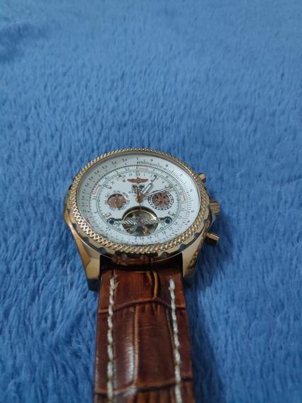 Rara Réplica Relógio De Pulso Breitling