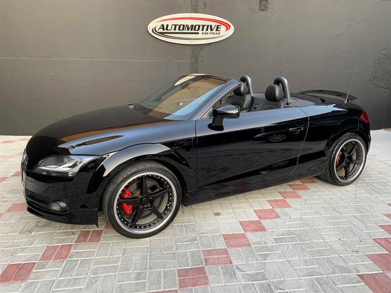 Audi Tt 2.0 Tfsi Roadster 16v Gasolina 2p S-tronic