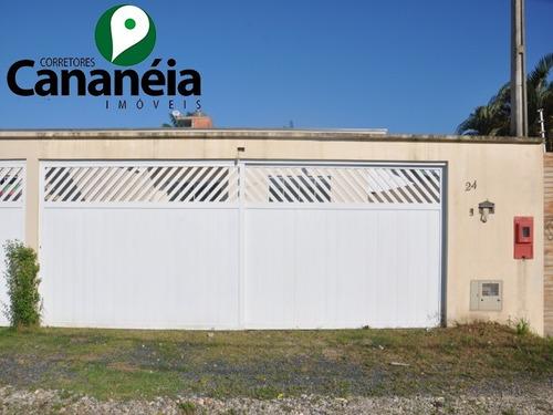 Imagem 1 de 30 de Casa Nova - Documentação Ok Para Financiamento - Retiro Das Caravelas - Cananéia/sp - 0430 - 32622605