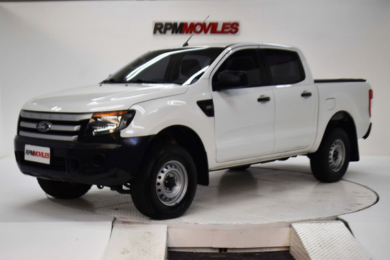 Ford Ranger Xl Safety C/doble 4x2 2014 Rpm Moviles
