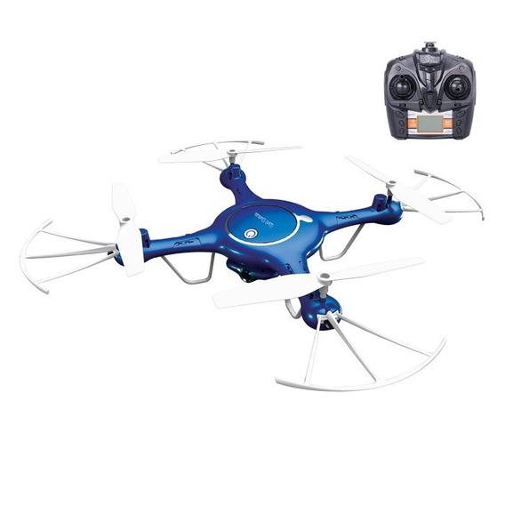 Drone Quadricóptero Explorer Fotografia E Filmagem Em Hd