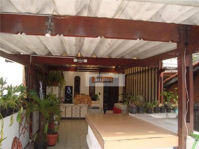 Casa Residencial À Venda, Vila Rosa, São Bernardo Do Campo. - Ca0387