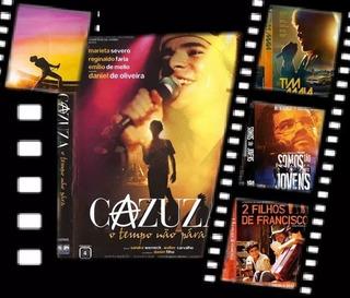 Rock Nacional - Coleção 5 Filmes / Frete Gratuito