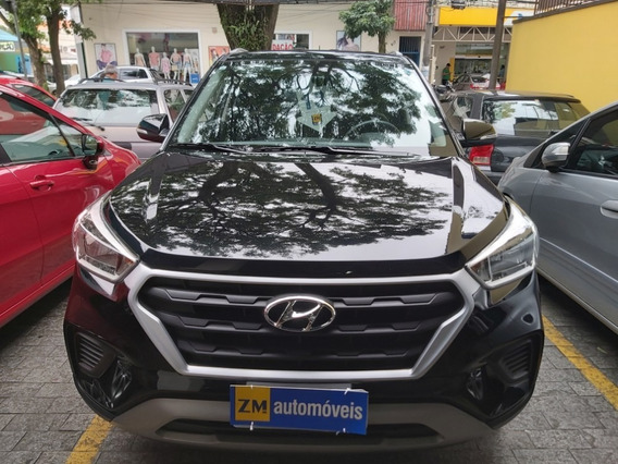 Hyundai Creta 1.6 Attitude Aut 17 18 Lms Automóveis