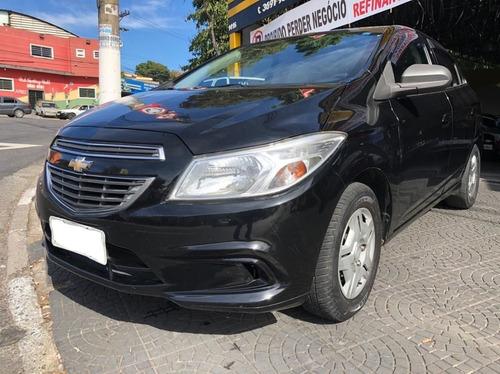 Imagem 1 de 8 de Chevrolet Onix 1.0 Mpfi Lt 8v 2015