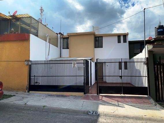 Céntrica Casa Sola Colonia Ensueños, Todos Los Servicios A La Mano