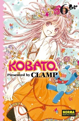 Manga Kobato Tomo 06 - Norma Editorial