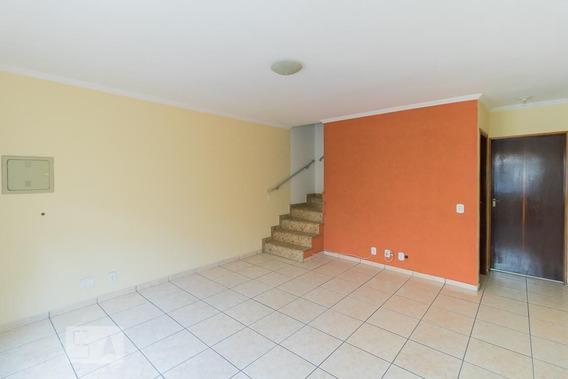 Casa Em Condomínio Com 2 Dormitórios E 2 Garagens - Id: 892977803 - 277803